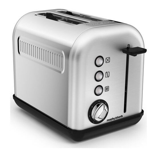Brushed Accents 2220006 2-slice Toaster