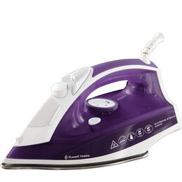 Russell Hobbs Supremesteam 23060 Steam Iron - Purple Reviews