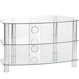 Vantage 800 TV Stand - Chrome Reviews