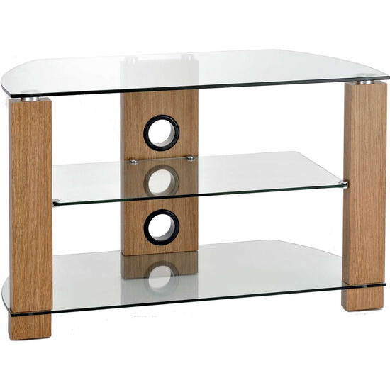 Vision 600 TV Stand - Walnut