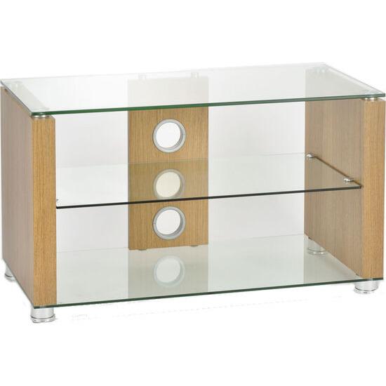 Elegance 800 TV Stand - Oak