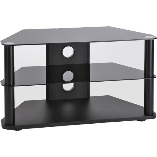 Philex Classik Corner 800 TV Stand - Black