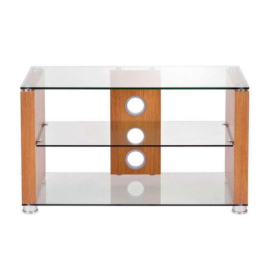 Elegance 1000 TV Stand - Oak