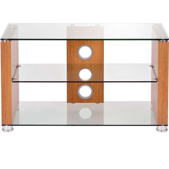 Elegance 1200 TV Stand - Oak