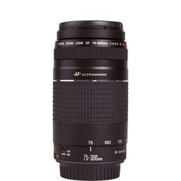 Canon EF 75-300 mm f/4.0-5.6 USM III Telephoto Zoom Lens Reviews
