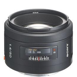 Sony Planar T* 50 mm f/1.4 ZA SSM Standard Prime Lens