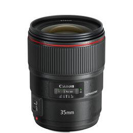 Canon EF 35 mm F/1.4L II USM Standard Prime Lens