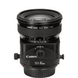 Canon TS-E 45 mm f/2.8 Tilt-shift Lens