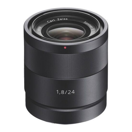 Sony Sonnar T* E 24 mm f/1.8 ZA Zeiss Standard Prime Lens
