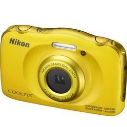 Nikon Coolpix W100 Tough Compact Camera - Yellow Reviews