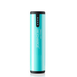 Recharge 3400 Portable Power Bank - Turquoise Reviews