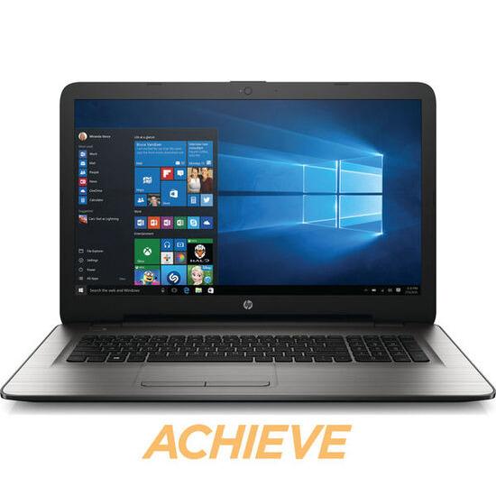 HP 17-x062sa 17.3 Laptop Silver