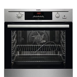 AEG Steambake BE500452DM Electric Oven - Stainless Steel Reviews
