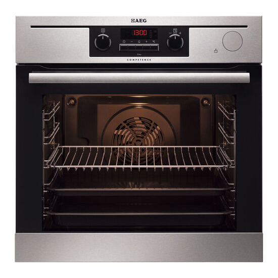 BP501423WM Electric Oven Stainless Steel