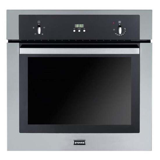 Stoves SEB600FP Electric Oven Stainless Steel