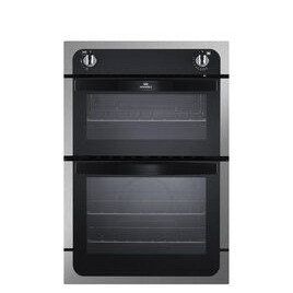 New World NW901G Gas Oven Stainless Steel Reviews