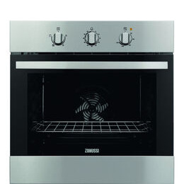 Zanussi ZOB31301XK Electric Oven Stainless Steel Reviews