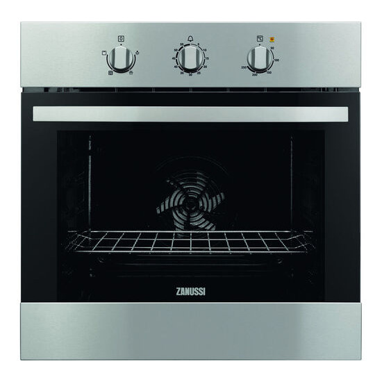 Zanussi ZOB31301XK Electric Oven Stainless Steel