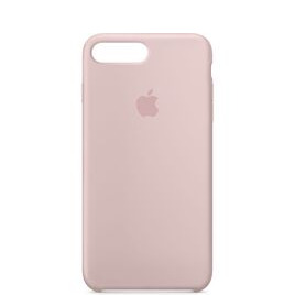 Silicone iPhone 7 Plus Case - Pink Sand Reviews