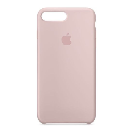Silicone iPhone 7 Plus Case - Pink Sand