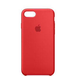 Silicone iPhone 7 Case - Red Reviews