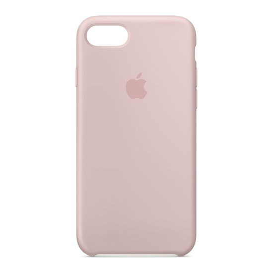 Silicone iPhone 7 Case - Pink Sand