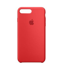 Silicone iPhone 7 Plus Case - Red Reviews