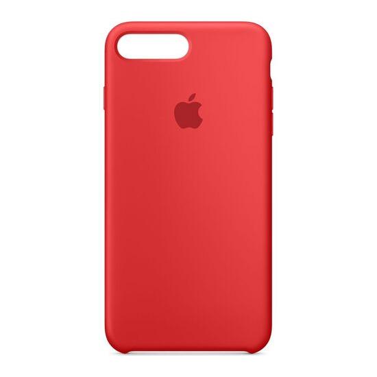 Silicone iPhone 7 Plus Case - Red