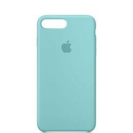 Silicone iPhone 7 Plus Case - Sea Blue