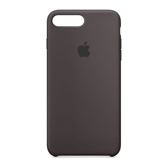 Silicone iPhone 7 Plus Case - Cocoa