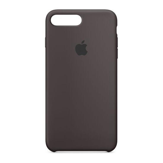 Silicone iPhone 7 Plus Case - Cocoa