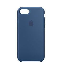 Silicone iPhone 7 Case - Ocean Blue Reviews
