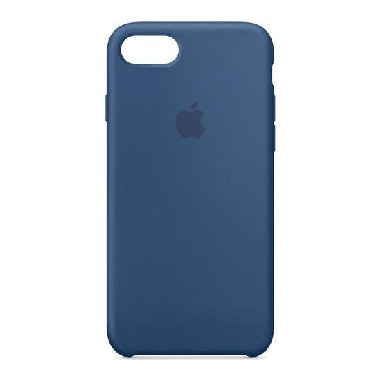 Silicone iPhone 7 Case - Ocean Blue