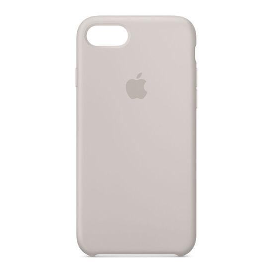 Silicone iPhone 7 Case - Stone