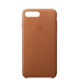 Leather iPhone 7 Plus Case - Saddle Brown Reviews