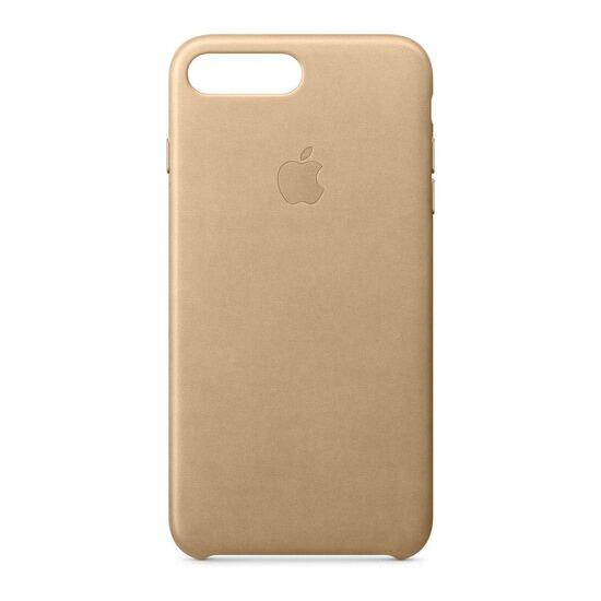Leather iPhone 7 Plus Case - Tan