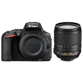 Nikon D5500 with AF-S DX NIKKOR 18-140 mm