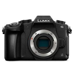 Panasonic Lumix DMC-G80 (body only)