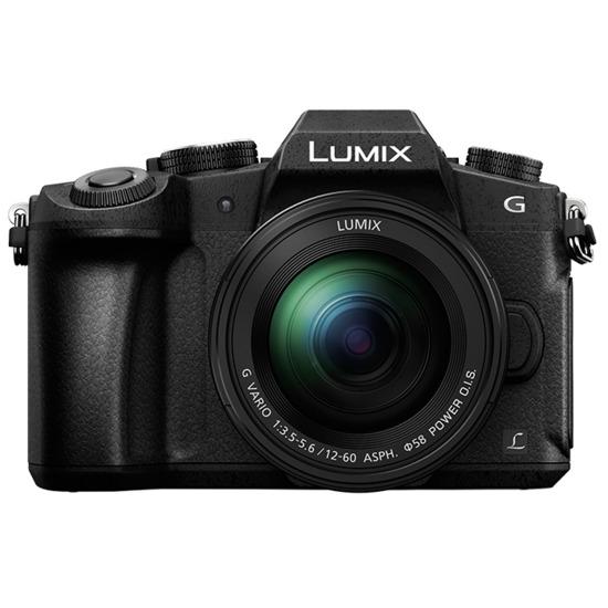 Panasonic Lumix DMC-G80 Digital Camera with 12-60mm Lens Kit