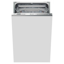 Hotpoint LSTF9H126CL Integrated Slimline Dishwasher Stainless Steel Reviews