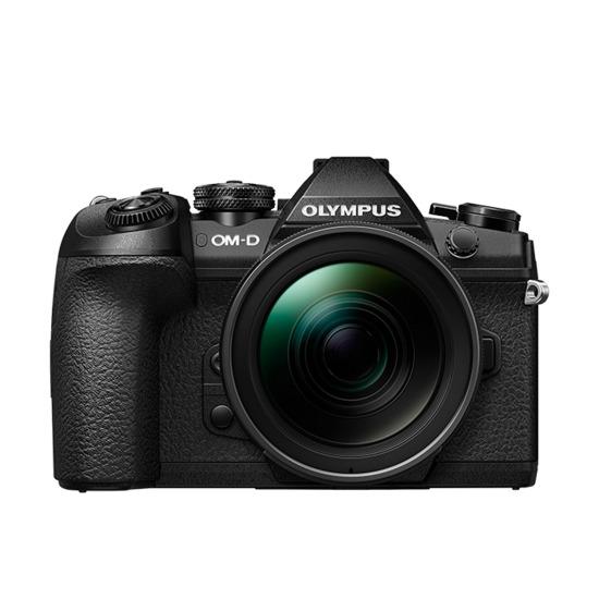 Olympus OM-D E-M1 Mark II Camera Body with 12-40mm Lens - Pre-Order