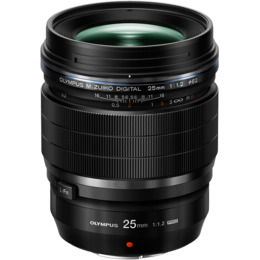Olympus 25mm f1.2 M.ZUIKO PRO Micro Four Thirds Lens Reviews