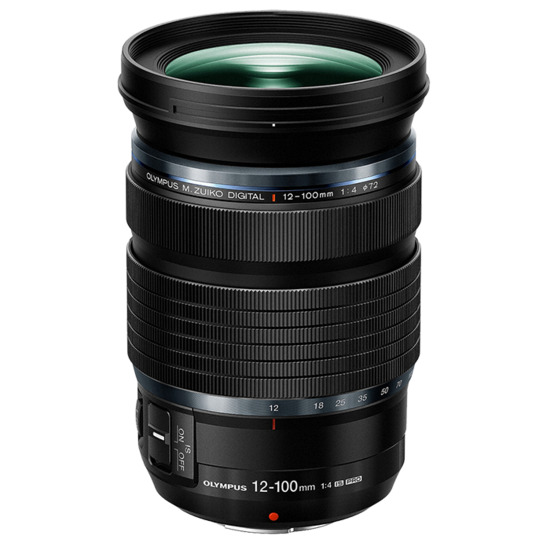 Olympus 12-100mm f4.0 M.ZUIKO PRO Micro Four Thirds Lens