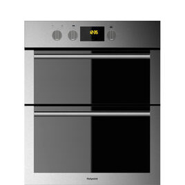 Hotpoint DU4 541 IX Electric Double Oven Stainless Steel Reviews