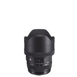 Sigma 12-24mm f/4 DG Art Nikon Fit Camera Lens