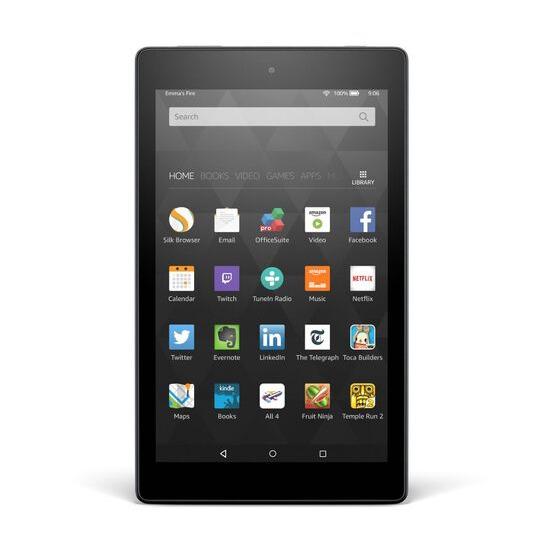 Amazon Fire HD 8 Tablet with Alexa (2017) - 32 GB