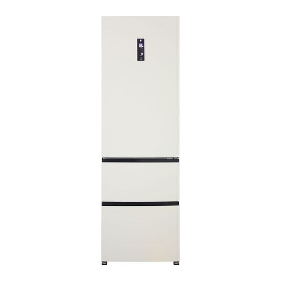 HAIER  A2FE635CCJ Fridge Freezer - Cream
