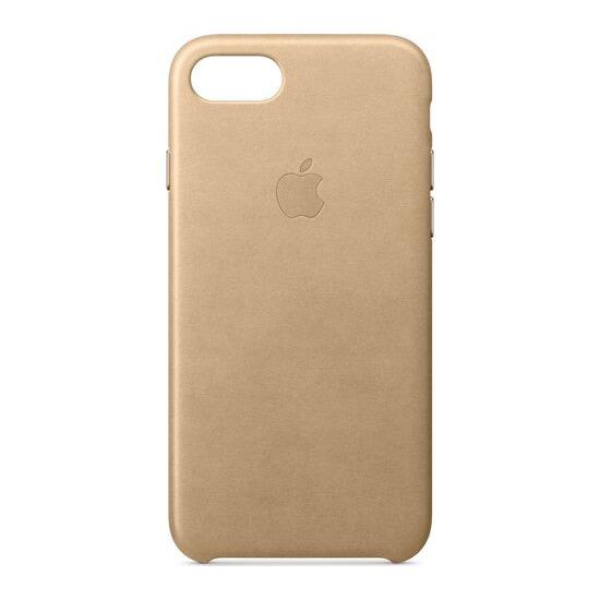 APPLE Leather iPhone 7 Case - Tan