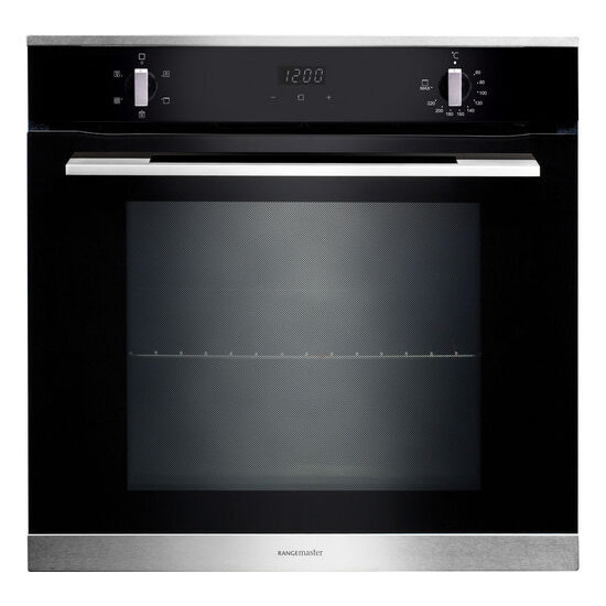 RANGEMASTER RMB605BL/SS Electric Oven