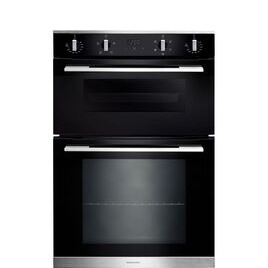 RANGEMASTER RMB9045BL/SS Electric Double Oven Stainless Steel Reviews